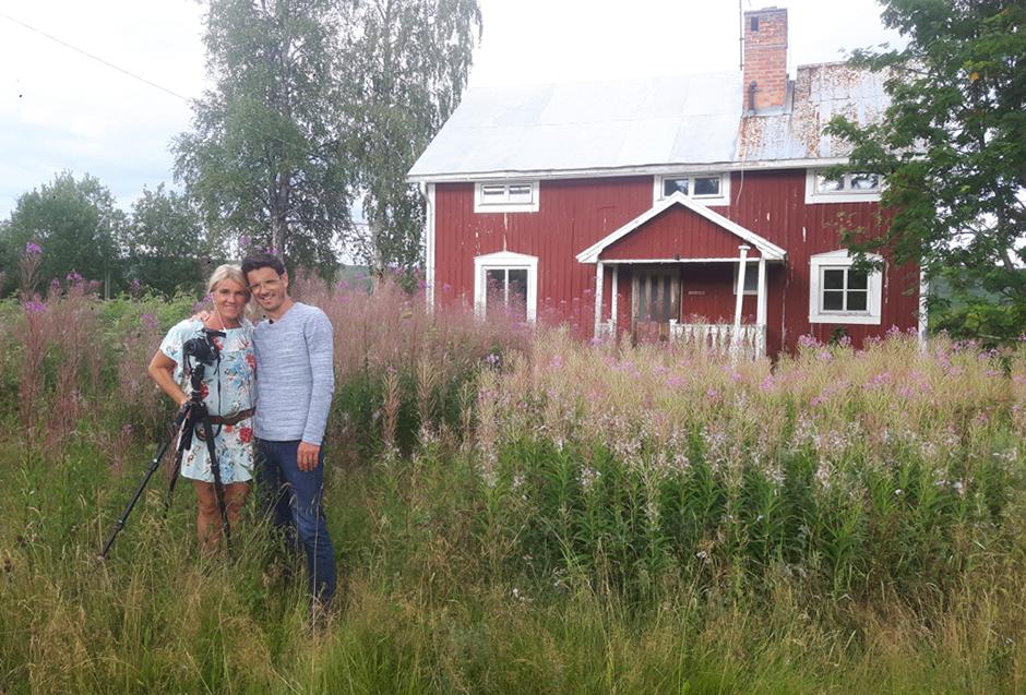 Markus und Cosima Burkhard
